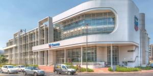 Claytile project - Chevron Head Office