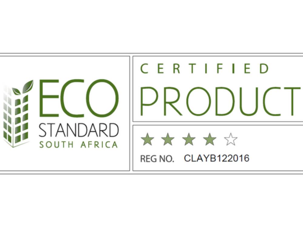 4 Star EcoStandard Award