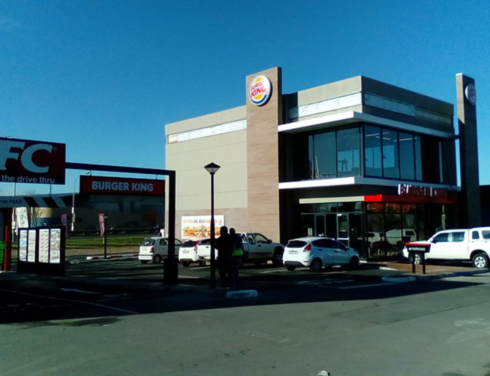 Burger King Cape Gate