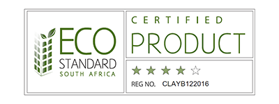Eco certified product of South Africa badge